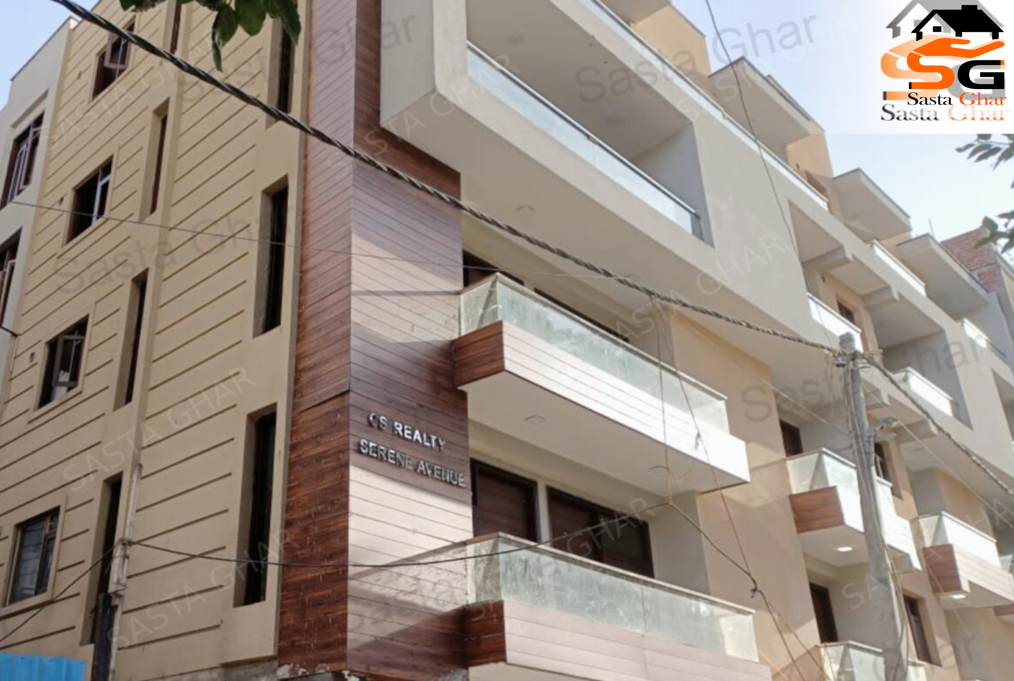 3 BHK Flats In Serena Avenue Image