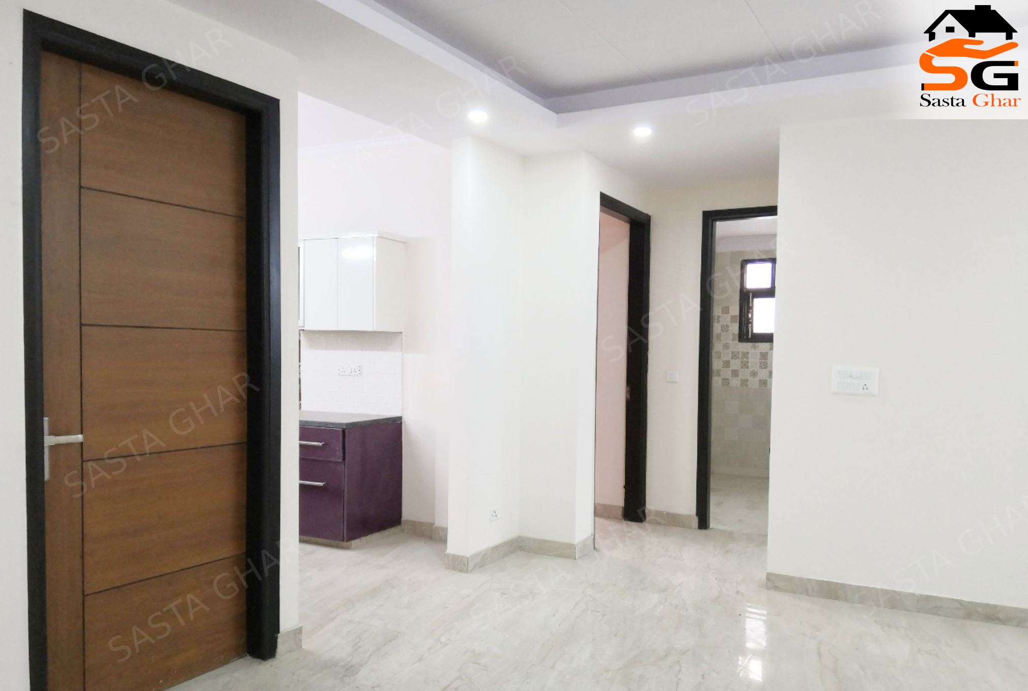 3 BHK Flats In Chattarpur Image