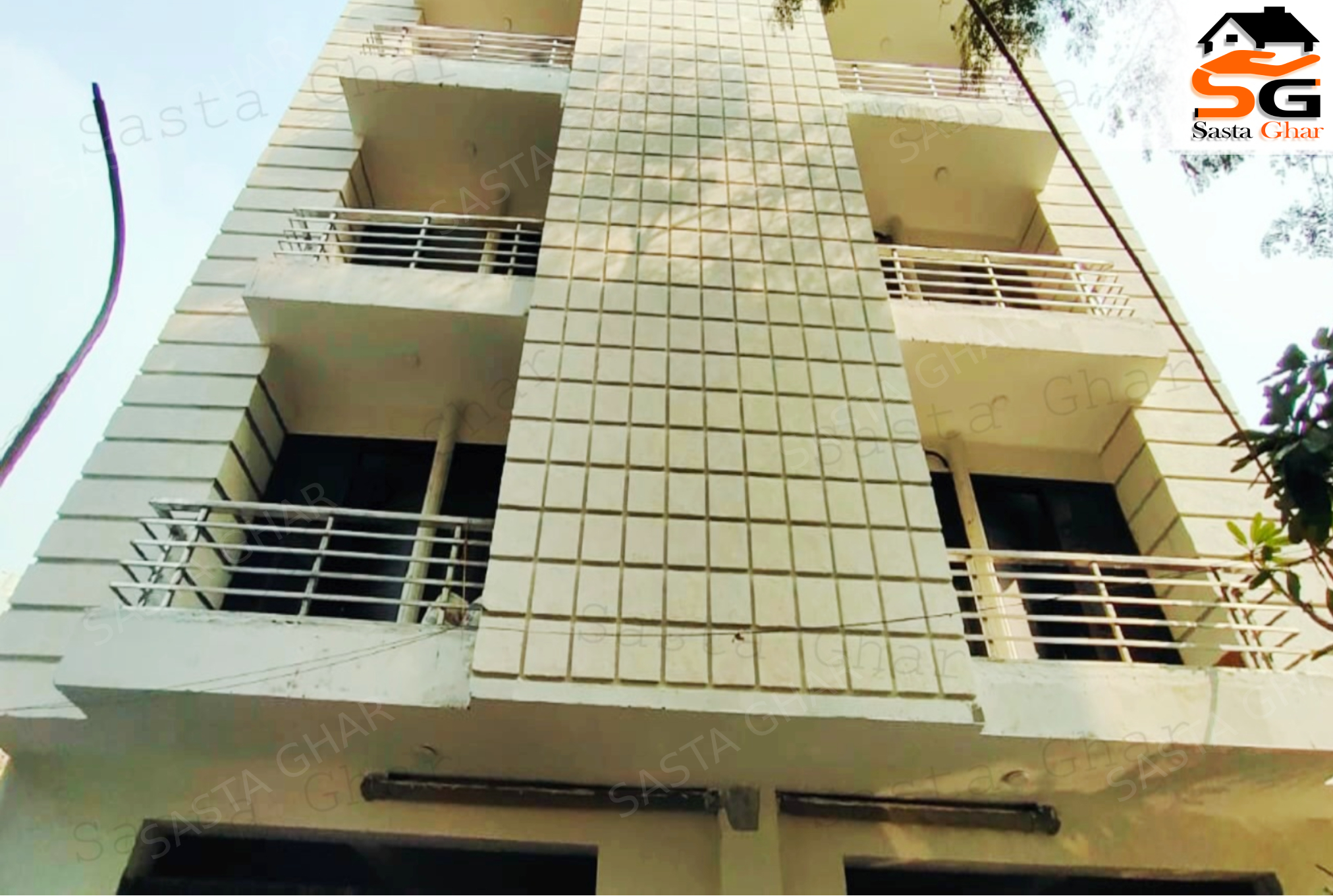 2 BHK FLATS IN JVTS GARDEN Image