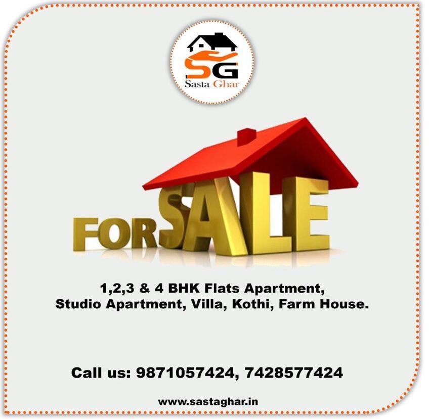 2 BHK Flats Chattarpur Image