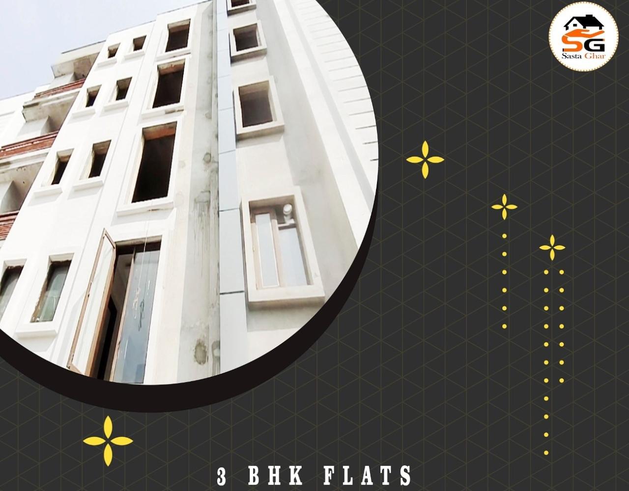3 BHK Flats In Mandi Image