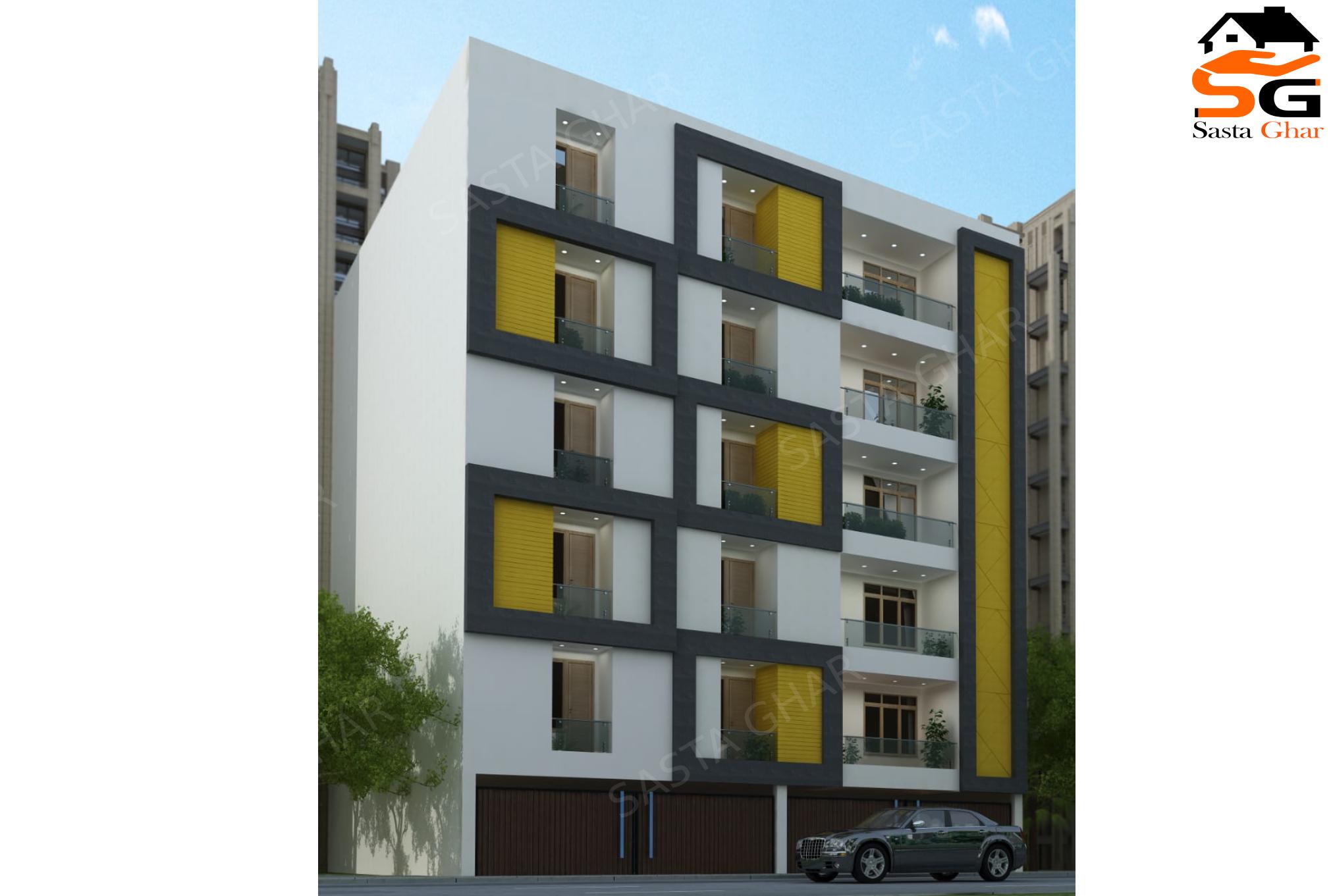 3 BHK Flats Near Mehrauli Image