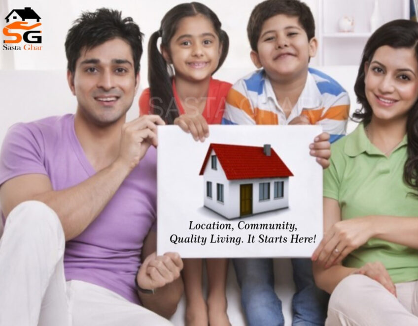 3 BHK flats in freedom fighter enclave Image