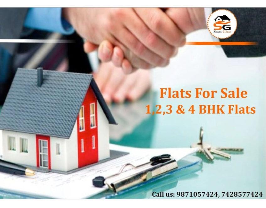 3 BHK Apartment In Chattarpur