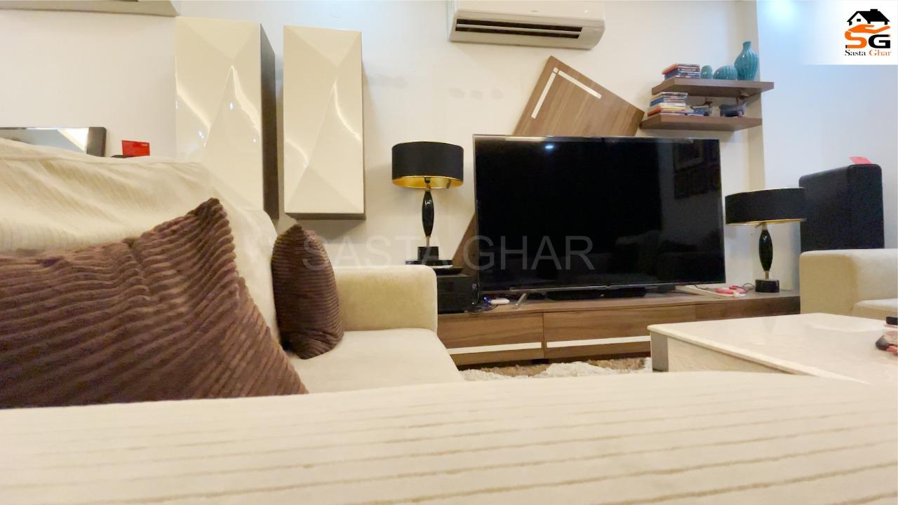 Fully Furnished 3 BHK Flat Chattarpur