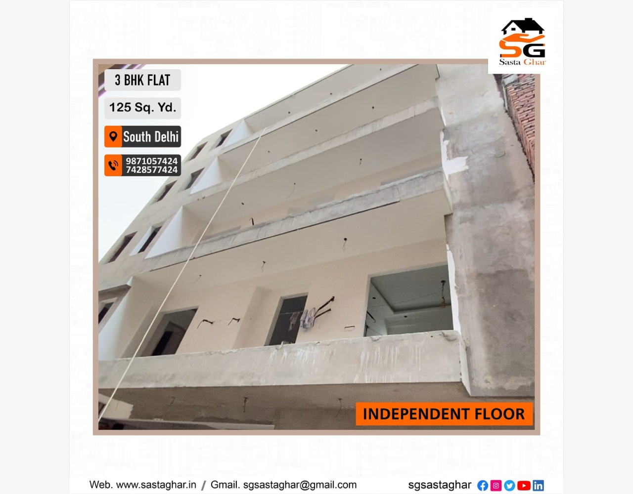 Property In South Delhi Image