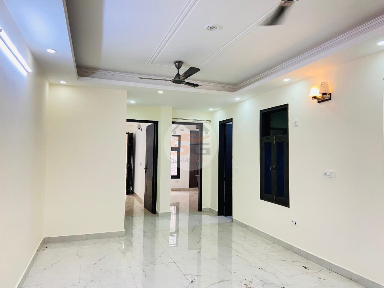 2 BHK flat In Rajpur Extension Chattarpur